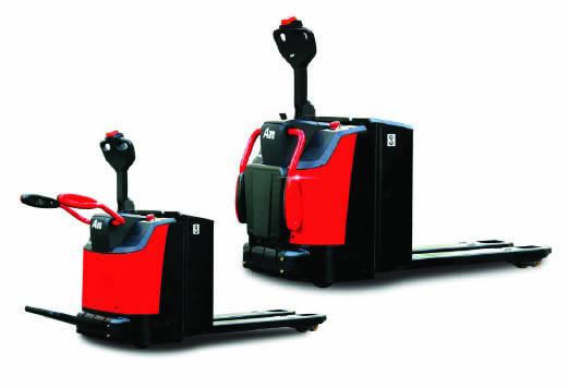 Powered Pallet Truck Hi Range 2.0 – 3.0t
