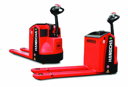 Premium Range 2.0t Pallet truck Powered Power Truck Premium Range 2.0t