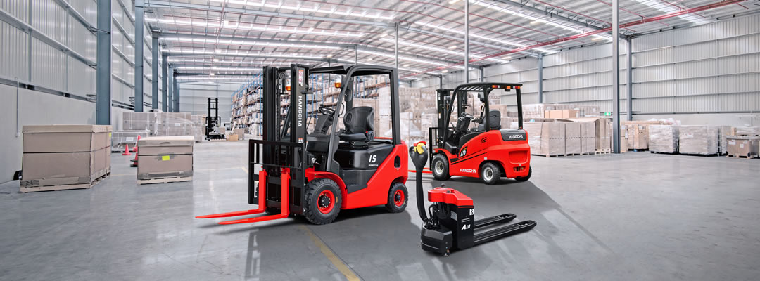 View Hangcha Fork Trucks and Forklifts