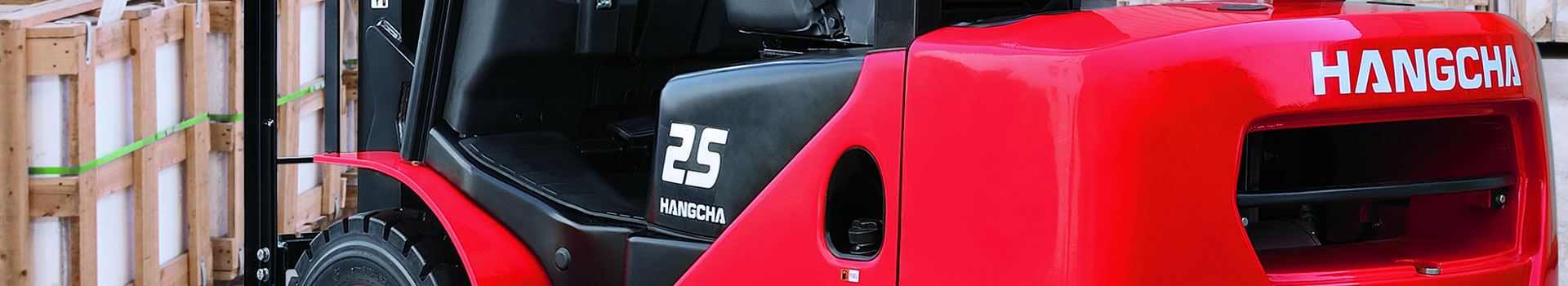 Warehouse Range Hangcha Trucks