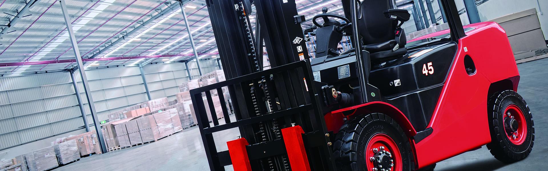 HC Forklifts Range