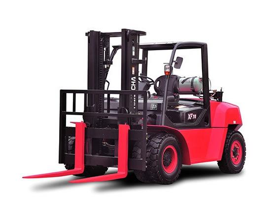IC 5.0 – 7.0t Diesel/LPG