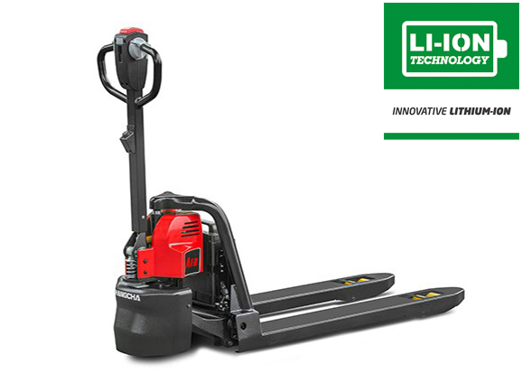 A-series Lithium powered mini pallet truck