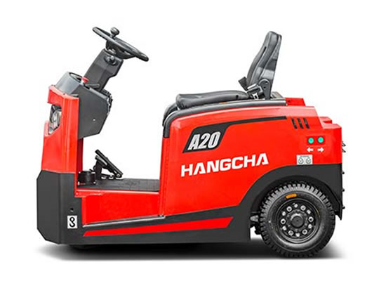 Electric Tow Tractor J Series 2.0 – 6.0t