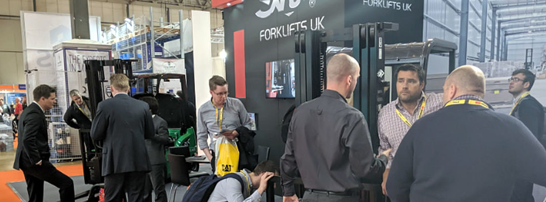 IMHX a Roaring Success for HC-Forklifts-UK