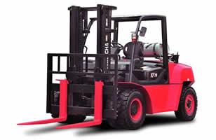 Counterbalance 5.0 – 7.0t Diesel/LPG