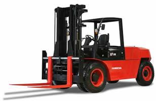 Counterbalance 8.0 – 12.0t Diesel
