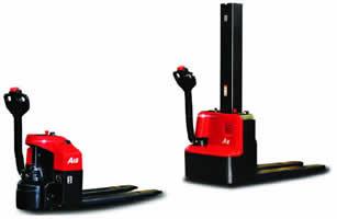 Powered Pallet Truck Mini Range – 1.5t