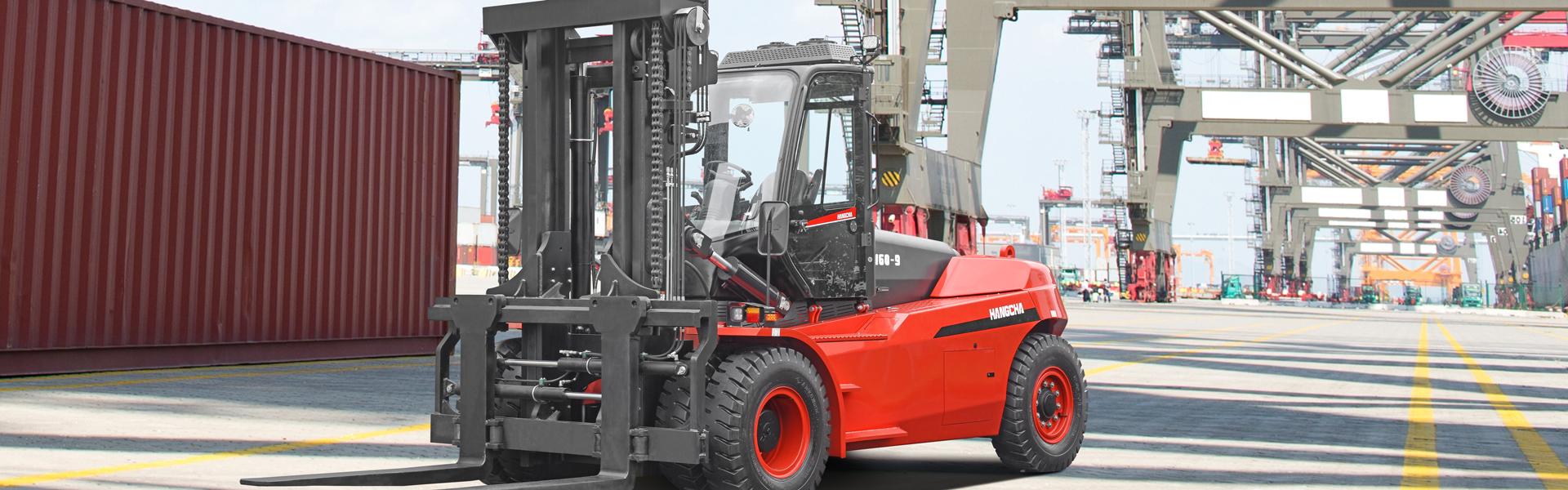8.0 – 12.0t Diesel Hangcha Trucks