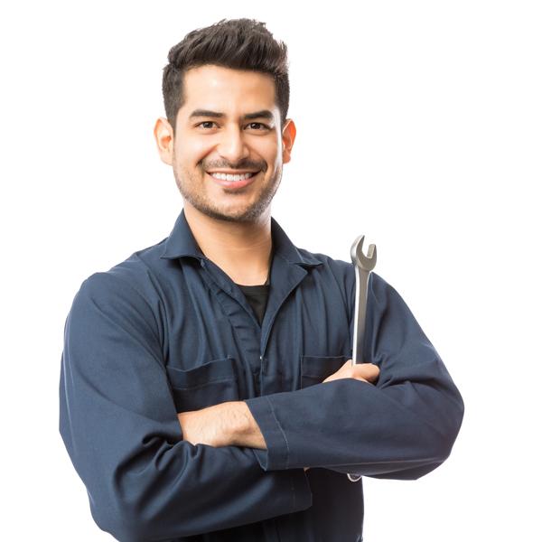 Smiling-Auto-Mechanic