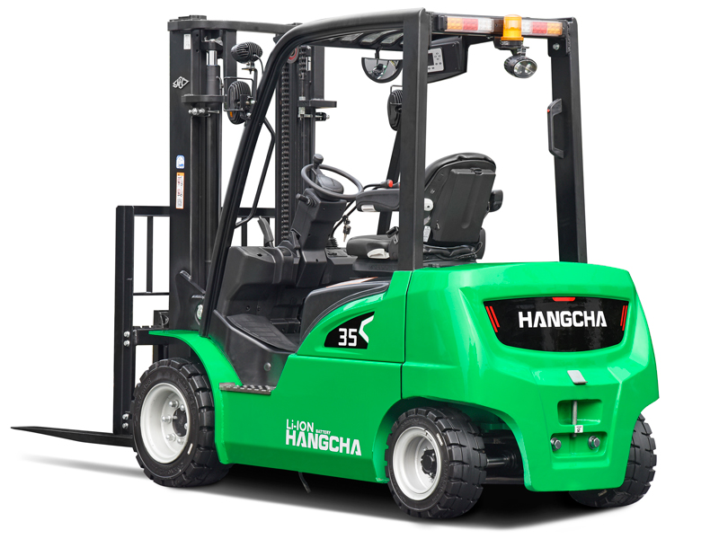 Need a new forklift
