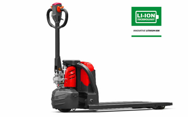 Lithium-Ion Pallet Truck-1500kg