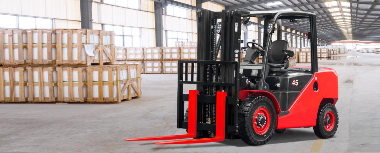 4 – 5.5t Diesel/LPG Hangcha Trucks