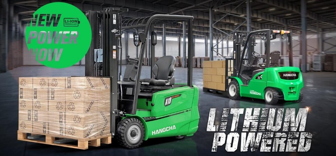 Everything you need to know about an Electric Forklift