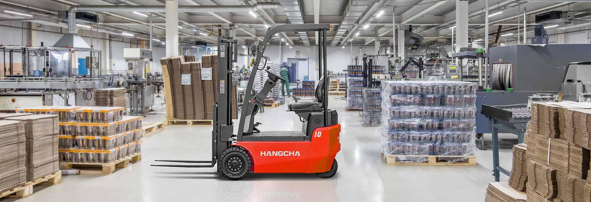 A-series 1.3t – 2.0t Hangcha Trucks