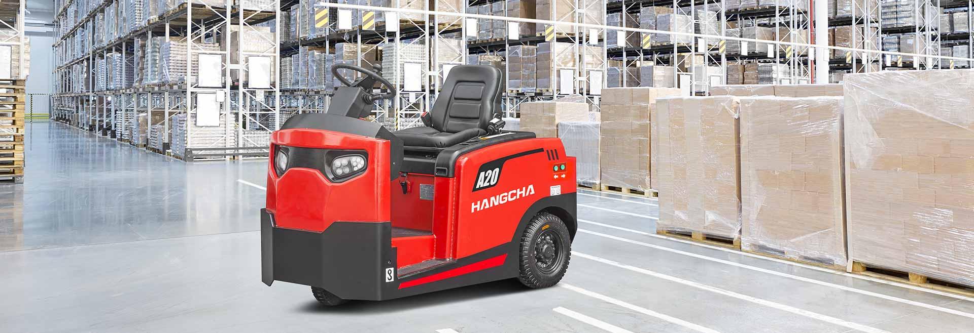 Electric Tow Tractor J Series 2.0 – 6.0t Hangcha Trucks